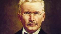 Der Genossenschaftsgründer Friedrich Wilhelm Raiffeisen