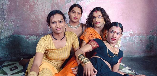Hijras in Indien und Nepal