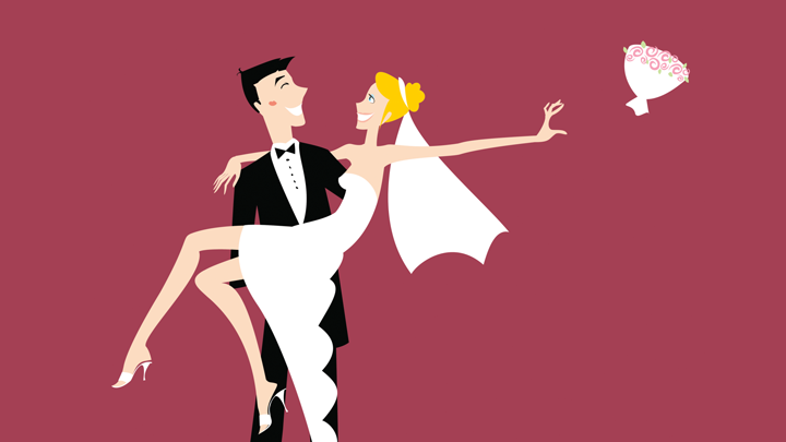 Die Ehe hat über die Jahrhunderte viele verschiedene Formen angenommen