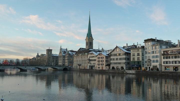 Fraumünster, Zürich