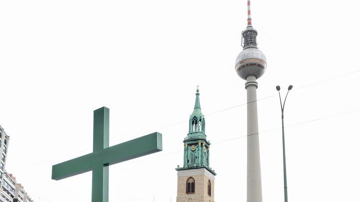 Christen in Berlin