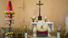 Ostergottesdienst in der Havelkirche in Nieder Neuendorf