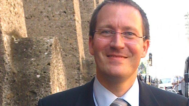 Pfarrer Dr. Mario Fischer zum neuen Generalsekretär