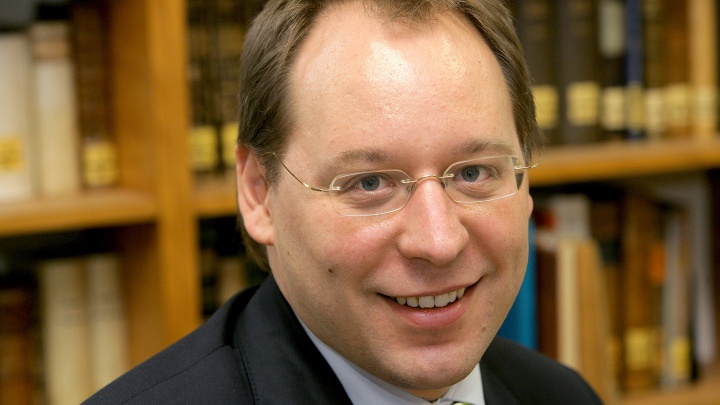 Der Rechtswissenschaftler Hans Michael Heinig