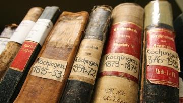 Evangelische Kirchenbücher Online