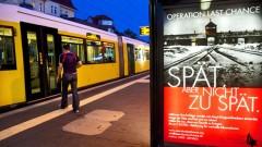 Wiesenthal-Center sucht mit Plakaten überlebende NS-Verbrecher in Deutschland