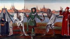 Carl Julius Milde dokumentierte 1852 zeichnerisch den Lübecker Totentanz von Bernt Notke in der Lübecker Marienkirche. Diese Zeichnungen gingen als Lithographien 1862 in den Handel.