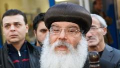 Bischof Anba Damian von der koptisch-orthodoxen Kirche