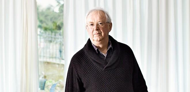 Der Theologe Fulbert Steffensky in seiner Wohnung in Luzern