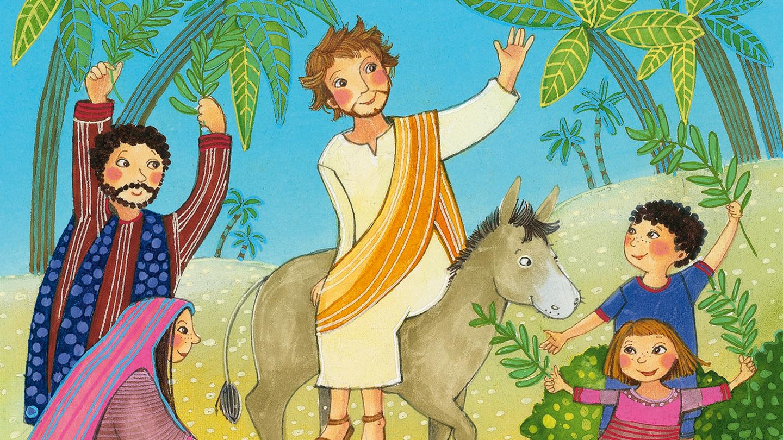Bilderbücher für Kinder zu Ostern