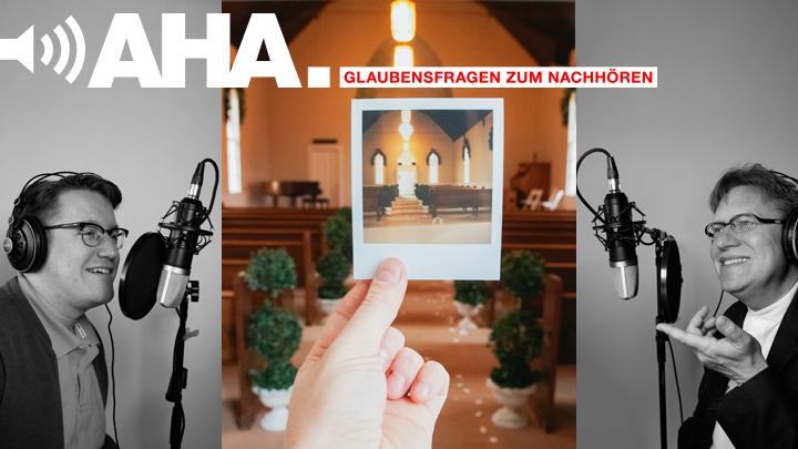 Fotografieren in der Kirche