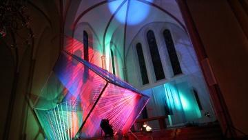 Innenraum der Kulturkirche St. Stephani in Bremen.