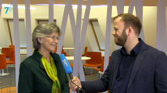 Markus Bechtold spricht mit Susanne Breit-Keßler