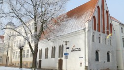 Aussenansicht des Krippenmuseums in Güstrow