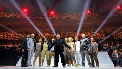 """Das kirchliche Pop-Oratorium """"Luther""""  feierte am Reformationstag 2015 in Dortmund Premiere."""