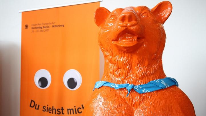 Der evangelische Kirchentag in Berlin und Wittenberg im Mai wird auch zu einem großen Fest der Kunst mit mehr als 700 Kulturveranstaltungen.