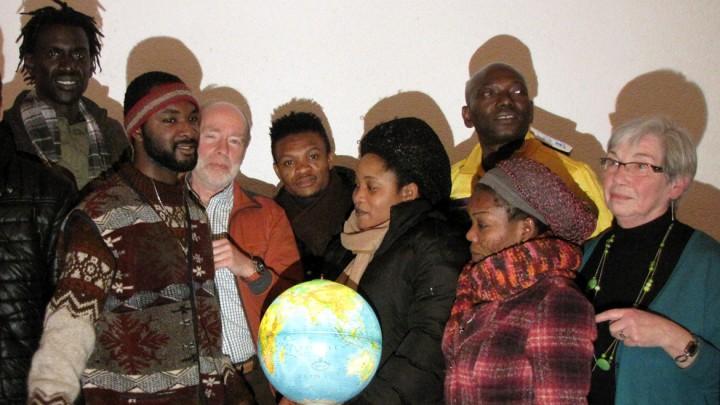 Flüchtlinge bei der Allianzgebetswoche in Burbach