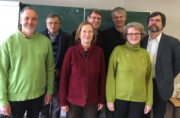 EAK-Vorstand 2017.
