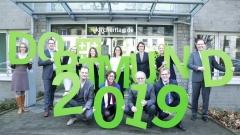 Team des Kirchentags Dortmund