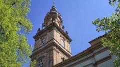 """ARD/SWR GOTTESDIENST ZUM KARFREITAG, """"aus der evangelischen Konkordienkirche in Mannheim"""", am Freitag (25.03.16) um 10:00 Uhr im ERSTEN."""