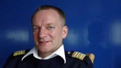 Lutz Stemme,  Kreuzfahrt-Direktor auf der MS Hamburg.