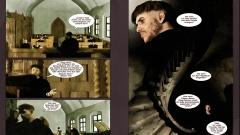 Grafic Novel Martin Luther