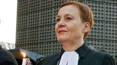 Berlins Generalsuperintendentin Ulrike Trautwein.