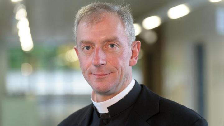 """Pfarrer Benedikt Welter, katholischer Sprecher beim """"Das Wort zum Sonntag"""""""