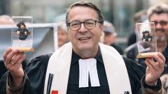 Pfarrer Hans Mörtter aus Köln