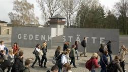 Die Gedenkstätte im ehemaligen Konzentrationslager Sachsenhausen