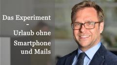 Wort zum Sonntag Rommert Urlaub Mails Handy Smartphone