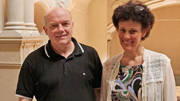 Barbara und Georg Schubert