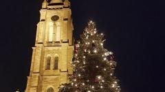 ARD/HR EVANGELISCHE CHRISTVESPER, (24.12.16) um 16:10 Uhr im ERSTEN. Die evangelischen Stadtkirche Langen (Hessen).