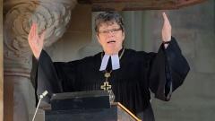 EKD-Synode mit Fernsehgottesdienst im Magdeburger Dom eroeffnet