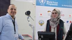 "Supermarkt ""Tazweed"" in Jordaniens groesstem Fluechtlingslager in Zaatari"