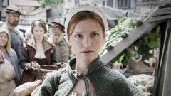 """Szene aus dem Film """"Katharina Luther"""" zeigt Karoline Schuch als Katharina von Bora."""