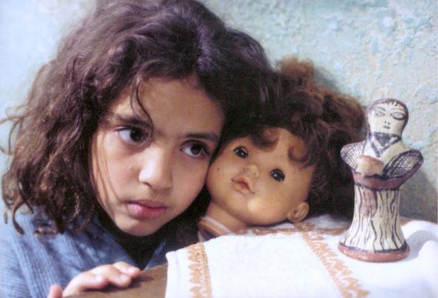 Puppen aus Ton