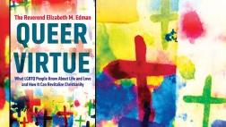 "Buchcover Elizabeth Edman ""Queer Virtue"""