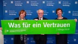 Losung des 37. Deutschen Evangelischen Kirchentages.