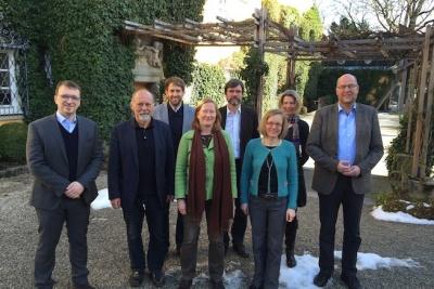 Mielke, Werkner, Buff, Neudeck, Scheffler, Brahms, Busch
