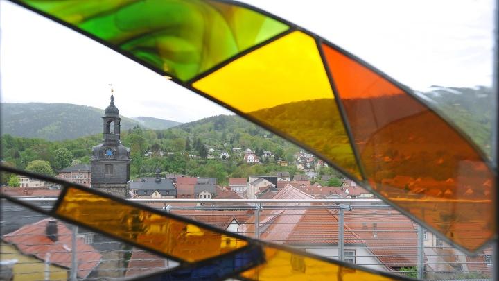 Die Deutsche Evangelische Allianz in Bad Blankenburg .