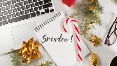 Spenden zur Adventszeit