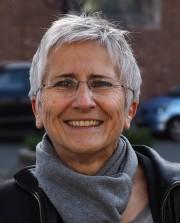 Pfarrerin Lucie Panzer