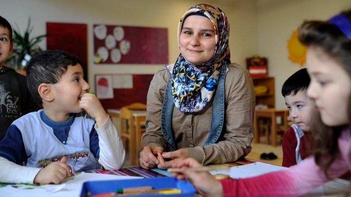 Beschäftigung von Muslimen in protestantischen Kitas