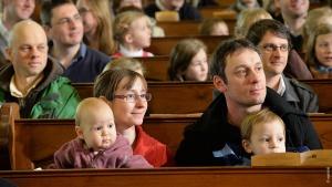 Evangelische Fastenaktion mit Fernsehgottesdienst eroeffnet