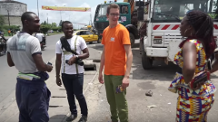 frei.willig.weg, Philip startet in Kamerun