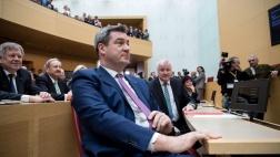 Markus Söder im bayerischen Landtag.