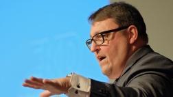 Der Direktor des Gemeinschaftswerks der Evangelischen Publizistik (GEP), Jörg Bollmann.