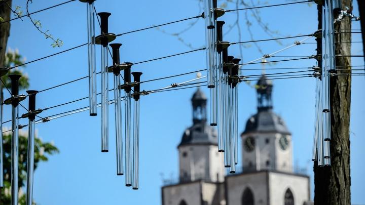 Weltausstellung Reformation in Lutherstadt Wittenberg