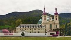 Die Kirche Maria Heimsuchung in Hejnice (Haindorf)